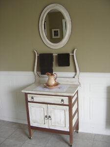 Chiffonnier, commode, bureau antique