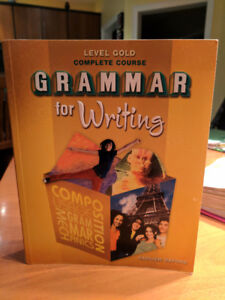 Grammar for Writing: Level Gold Complete Course