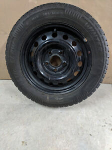 For Sale - STEEL RIMS and SNOW TIRES