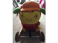 Mamas and Papas Rock and Ride Ladybird For Sale £10
