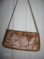 Real Snake Leather Purse $10 - Very good condition.