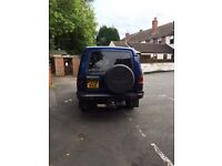 LAND ROVER DISCOVERY 1 12 MONTH MOT