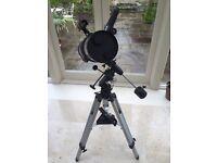 Telescope & stand