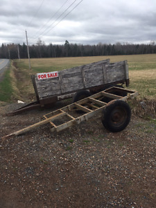 2 Woods Trailers for sale