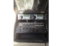 Disco/karaoke machine 2