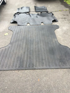 Floor Mats for Toyota Tundra
