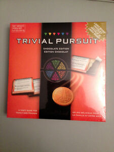 Laura Secord Trivial Pursuit Game