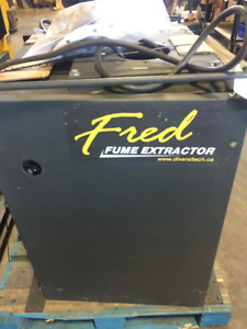 Used Fred Jr. Portable Fume Extractors *Only 2 Left*