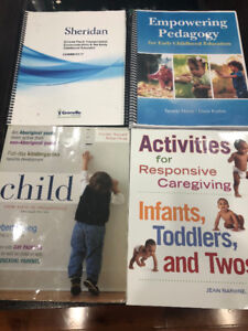 Early Childhood Educator (ECE) BOOKS FOR SALE
