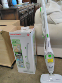 Steam mop £20