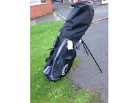 Callaway Carry Bag and Clubs