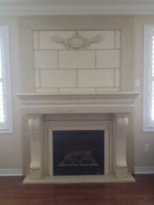 Fireplace Mantel On Sale  In Thornhill-GTA