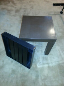 Collapsible Tables and Computer Cases