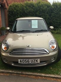 Mini Cooper 1.6 HIGH SPEC