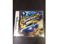 DS game juiced 2 hot import nights