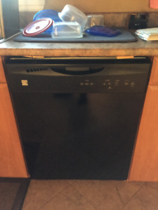 5 yr old Kenmore Dishwasher