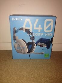 ASTRO A40 + MIXAMP M80 for XBOX ONE