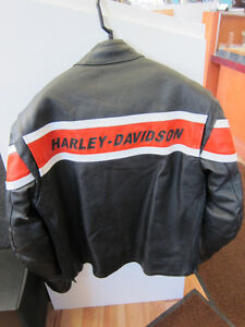 Harley-Davidson Leather Jacket 3XL, Plus Others Available!