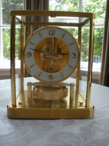 Wanted: Atmos clock for parts or restoration. Any condition