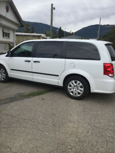 2016 Dodge Grand Caravan Minivan, Van