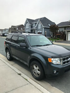 2009 Ford Escape AWD XLT Loaded