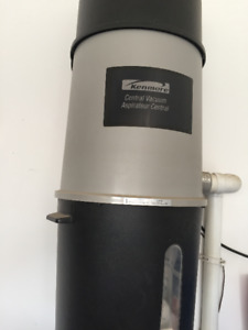 REDUCED -  KENMORE CENTRAL VAC