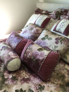 Purple Duvet and more