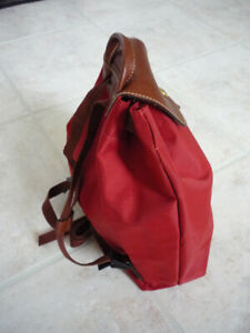 AUTH SMALL LONGCHAMPS LES PLIAGES BACKPACK NEVER USED $25