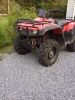 2002 Honda Fourtrax 350ES