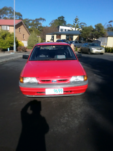 Ford Laser 1991