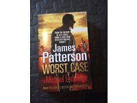 James Patterson book