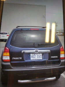 2004 Mazda Tribute SUV, very good condition,$1200