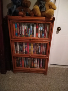 Cabinet and movies