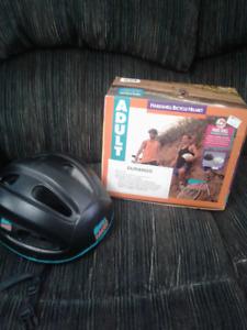 Adult Hardshell Bike Helmet only $10