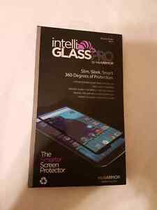 Nexus 6 tempered glass screen protector
