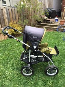 Quinny Freestyle Stroller-New Price!