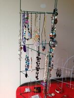 Several necklaces for sale all $10
