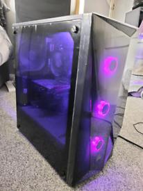 Gaming PC specialist tornado R5 AMD