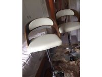 2x Bar Stools for sale