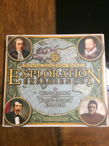 National Geographic Society: Exploration Experience Book
