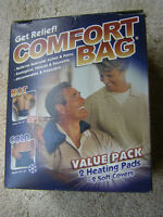 New Hot Cold Comfort Bag Heating Pad