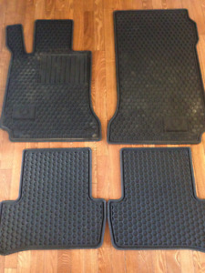 Floor Mats - Mercedes - Excellent Condition