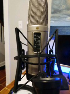 Trading rode nt2a mic for sm7b or something else