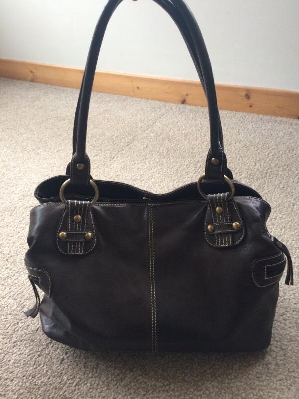 Gigi Brown Shoulder Bag 116