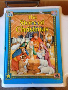 The Story of Christmas by Chris Rothero