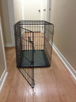 medium/large dog crate