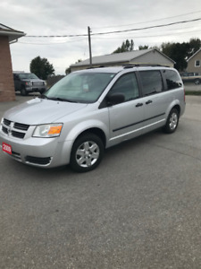 2009 Dodge Grand Caravan  DVD Stow and Go   Certified