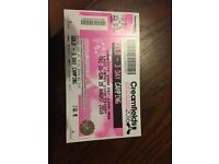 Cream Fields Gold 3 Day Camping Ticket