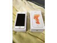 Apple iPhone 6S Rose Gold 16GB ***AS NEW MINT***UNLOCKED***