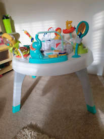 Fisher Price 2-in-1 Sit-to-Stand Activity Centre